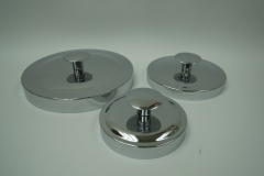 Metal Lids (Different sizes)