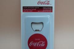 Coca-Cola Credit Card Opener